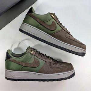 Nike Air Force 1 '07 Premier Baroque Brown/Army